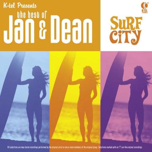 Surf City: The Best of Jan & Dean [K-Tel] de Jan & Dean