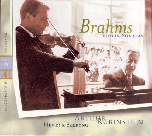 Sonata for Violin de Johannes Brahms
