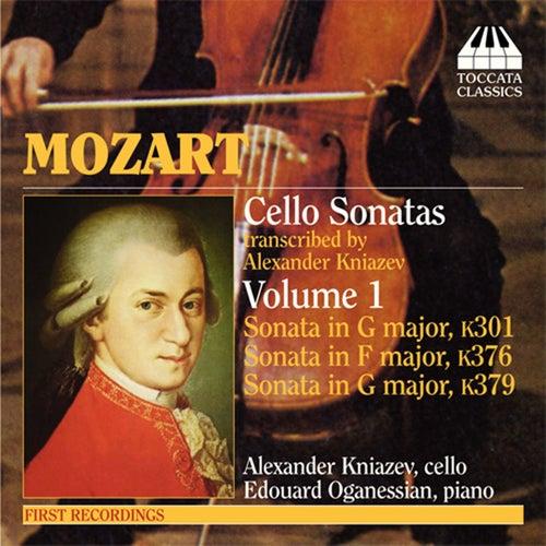 Mozart: Cello Sonatas by Wolfgang Amadeus Mozart