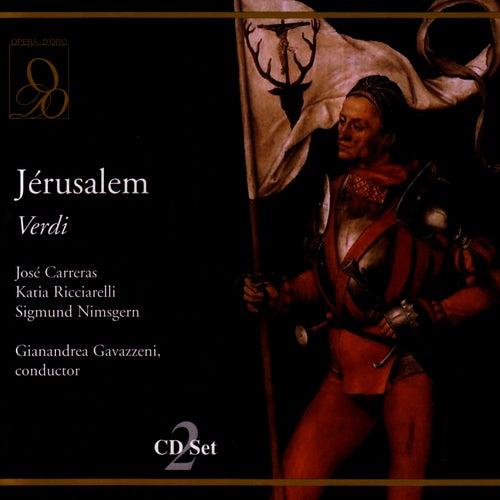 Jerusalem von Gianandrea Gavazzeni