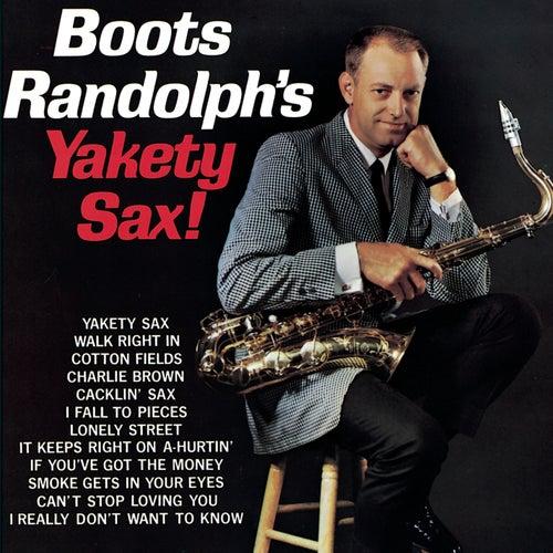 Yakety Sax! (Columbia) de Boots Randolph