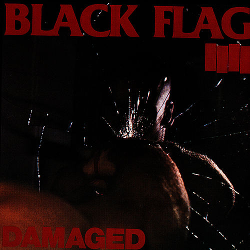 Damaged by Black Flag