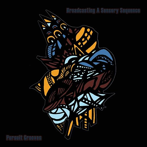 Broadcasting a Sensory Sequence by Pursuit Grooves