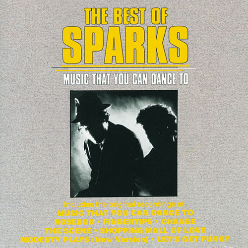 The Best Of Sparks de Sparks
