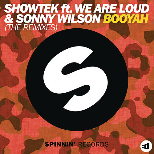 Booyah (The Remixes) by Showtek
