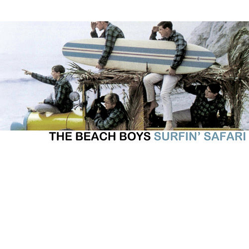 Surfin' Safari di The Beach Boys
