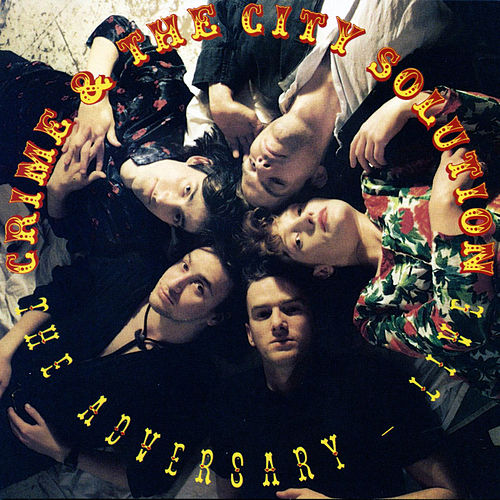 The Adversary (Live) de Crime & The City Solution