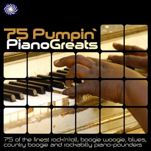 75 Pumpin' Piano Greats, Pt. 2 de Various Artists