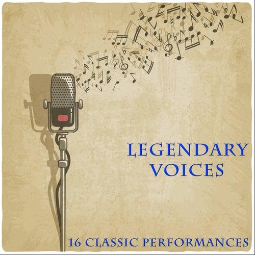 Legendary Voices von Various Artists