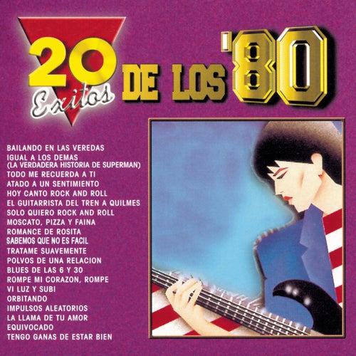 20 Exitos de los '80 de Various Artists