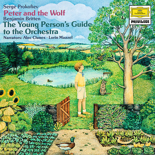 Prokofiev: Peter And The Wolf / Britten: The Young Person´s Guide To The Orchestra von Lorin Maazel