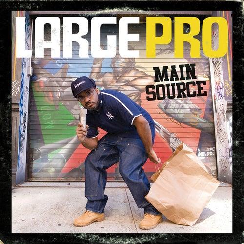 Main Source (Instrumentals) von Large Professor