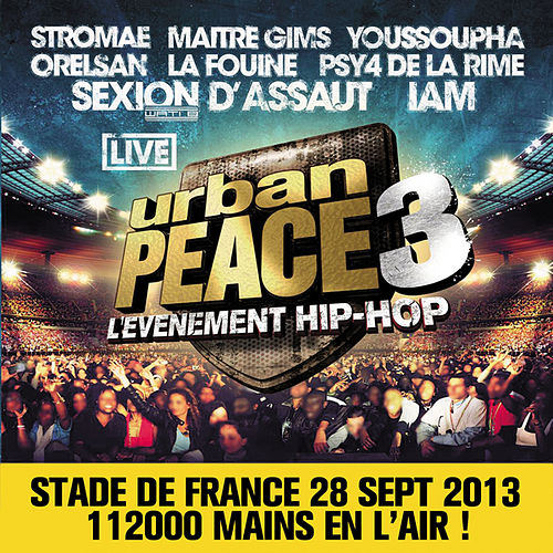 Urban Peace 3 by Various Artists