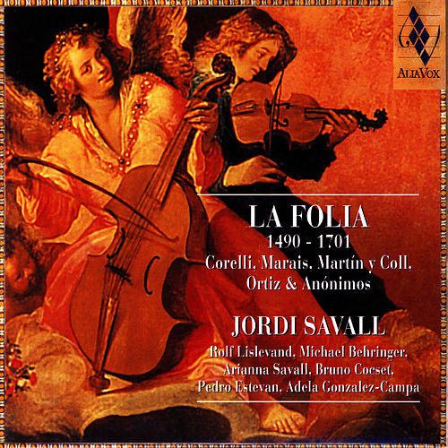 La Folia de Jordi Savall