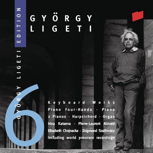 Ligeti: Mechanical Music de Pierre-Laurent Aimard, Irina Kataeva, Zsigmond Szathmáry