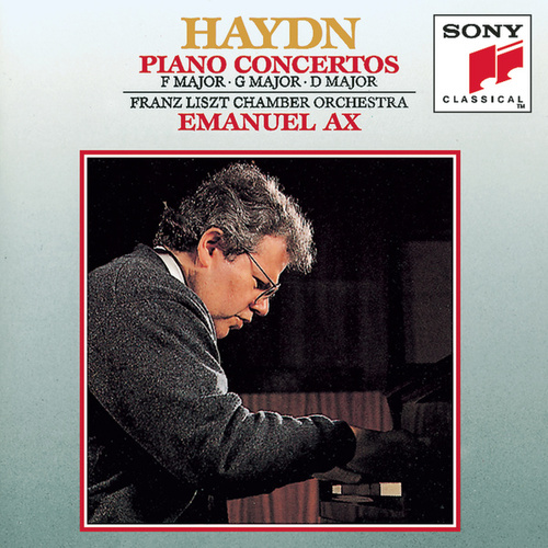 Haydn:  Concertos for Piano and Orchestra von Emanuel Ax; Franz Liszt Chamber Orchestra