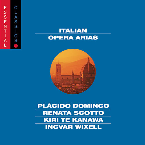 Opera Arias (Rigoletto, La Bohème, Tosca, Norma, Otello, etc.) de Various Artists