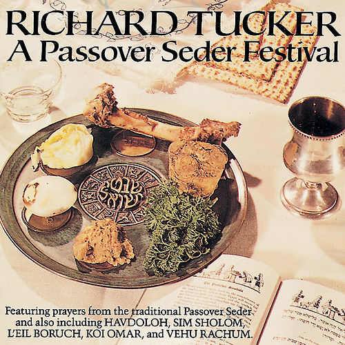 A Passover Seder Festival by Richard Tucker