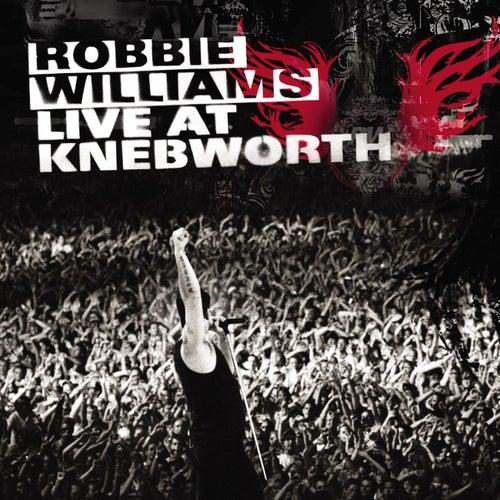 Live At Knebworth de Robbie Williams