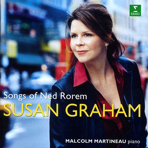 Rorem : 32 Songs von Susan Graham