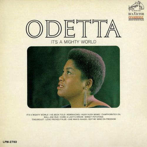 It's A Mighty World de Odetta