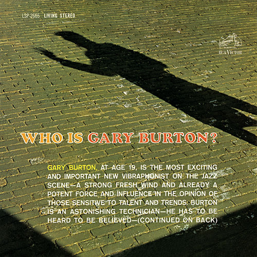 Who Is Gary Burton di Gary Burton