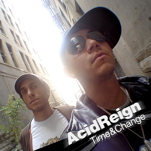 Time & Change by Acid Reign