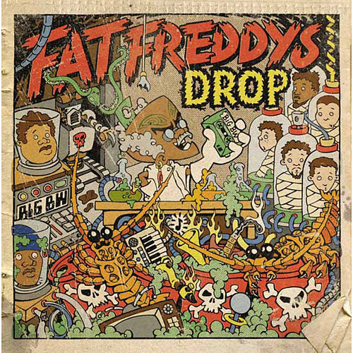 Dr. Boondigga & The Big BW de Fat Freddy's Drop