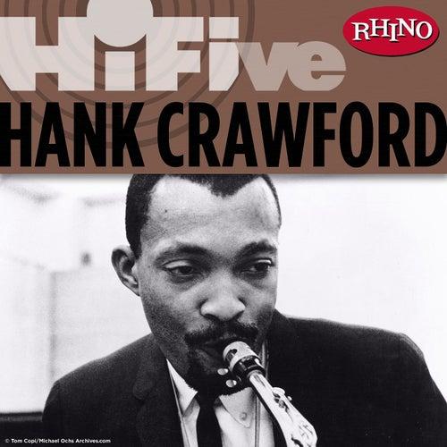 Rhino Hi-Five: Hank Crawford de Hank Crawford