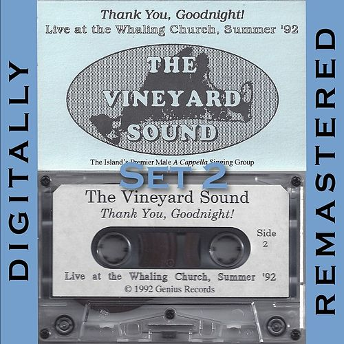 Thank You, Goodnight!, Vol.  2 de The Vineyard Sound