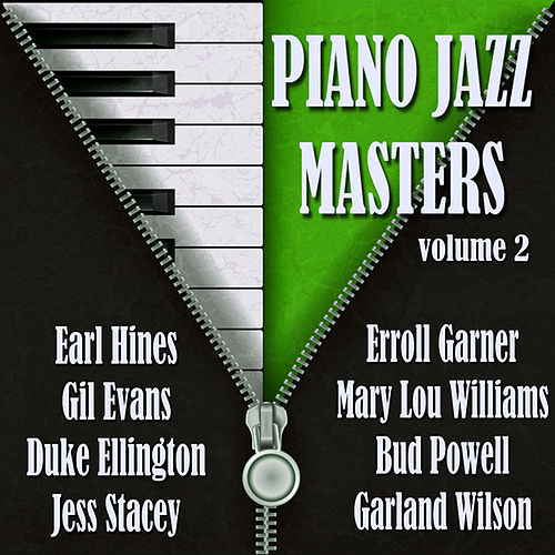 Piano Jazz Masters, Vol. 2 von Various Artists