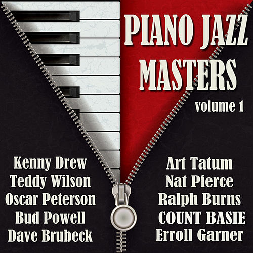 Piano Jazz Masters, Vol. 1 von Various Artists