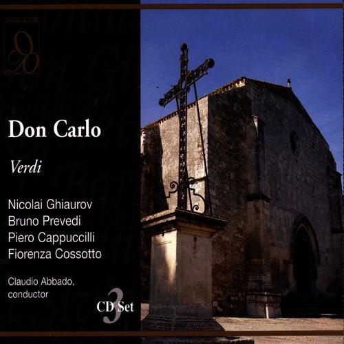 Don Carlo by Giuseppe Verdi