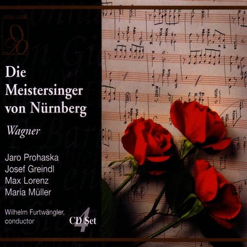 Die Meistersinger von Nurnberg von Wilhelm Furtwängler