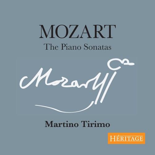 Mozart: The Piano Sonatas von Martino Tirimo