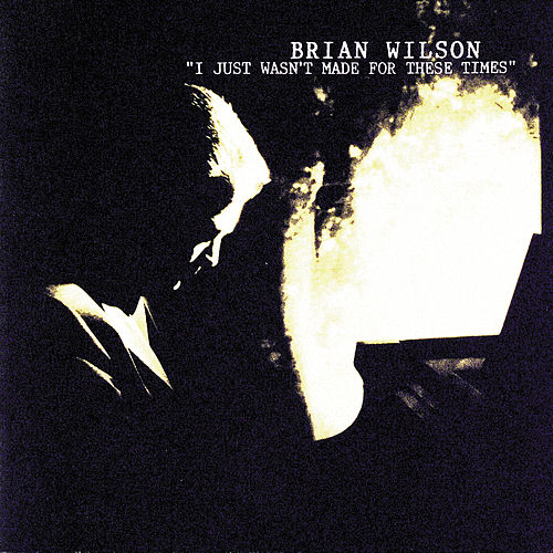 I Just Wasn't Made For These Times by Brian Wilson