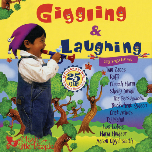 Giggling & Laughing: Silly Songs For Kids de Various Artists