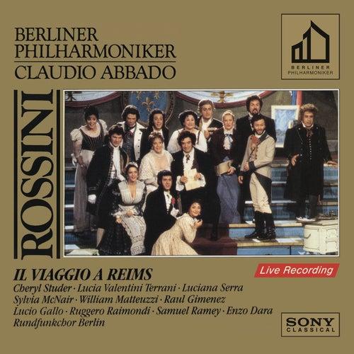 Rossini: Il Viaggio a Reims von Claudio Abbado
