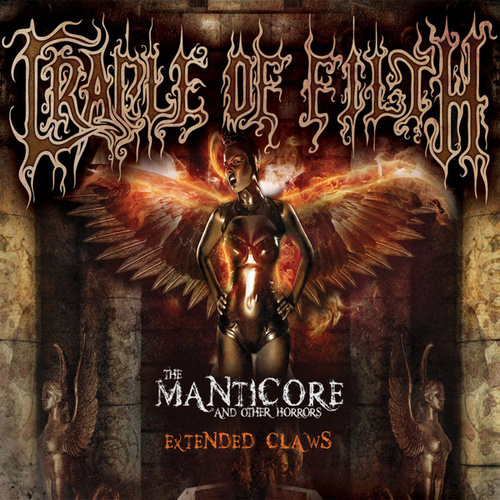 The Manticore and Other Horrors - Extended Claws de Cradle of Filth
