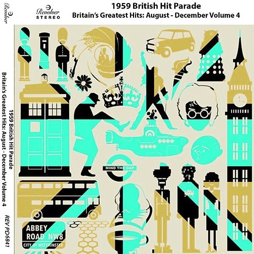 1959 British Hit Parade Part 2: August - December, Vol. 4 von Various Artists