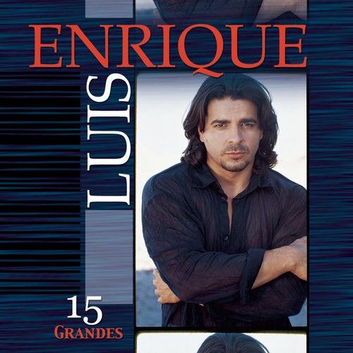 15 Grandes Exitos de Luis Enrique