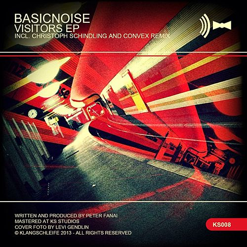 Visitors EP von Basicnoise