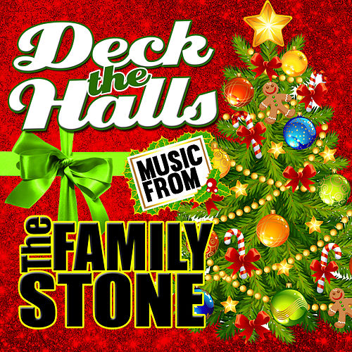 Music From: Deck the Halls & The Family Stone de Various Artists