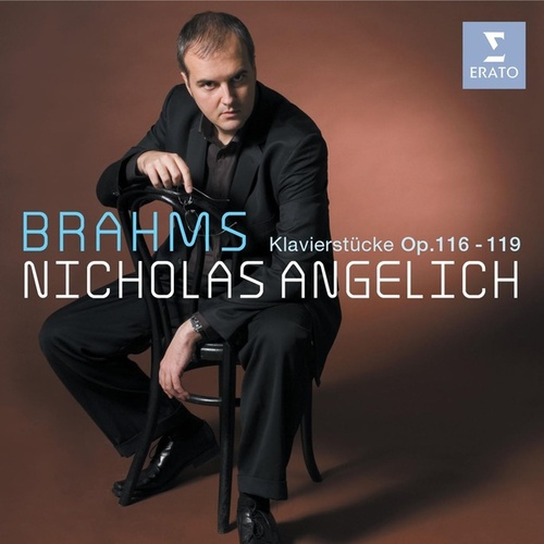 Brahms Klavierstucke Op.116-119 de Nicholas Angelich