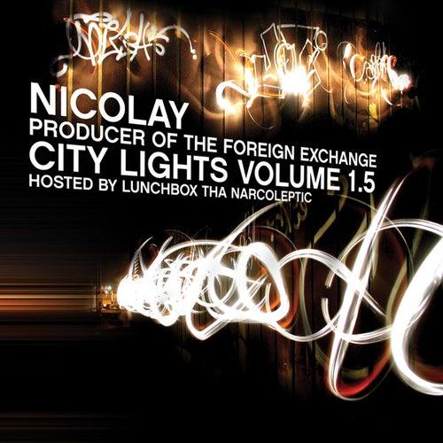 City Lights Vol. 1,5 von Nicolay