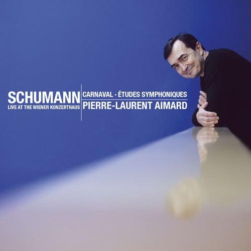 Schumann : Etudes symphoniques & Carnaval de Pierre-Laurent Aimard