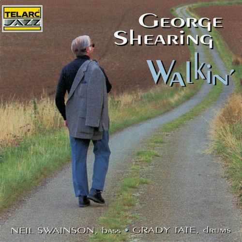 Walkin': Live at the Blue Note by George Shearing