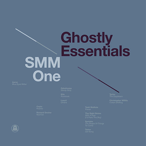 Ghostly Essentials: SMM One de Various Artists