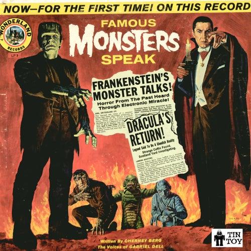 Famous Monsters Speak von Various Artists