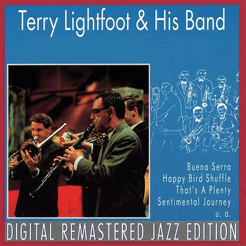 Terry Lightfoot & His Band by Terry Lightfoot
